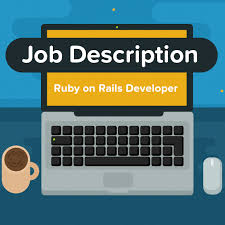 Ruby On Rails Developer Job Description Template | Toptal