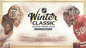 2019 Nhl Winter Classic To Feature Blackhawks And Bruins At