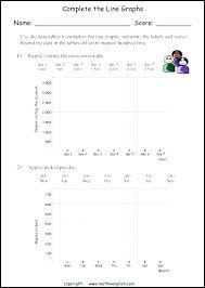 Bar And Line Graph Worksheets Odmartlifestyle Com