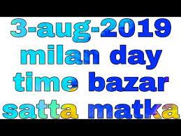 Videos Matching 3 8 2019 Milan Day Satta Matka Kuber Group