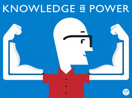 Image result for knowledge is power