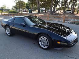 SOLD 1994 Chevrolet Corvette Coupe Black/Black automatic For sale ...