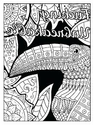 Felt Coloring Pages Black Velvet Simple Swearword Hzwei