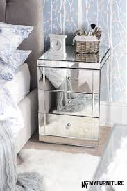 rooms with mirrored furniture. simple mirrored divine images of mirrored night stand and side table for living room  decoration ideas  appealing throughout rooms with furniture