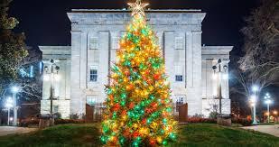 Downtown Raleigh Christmas Lights Holiday Favorites Light Displays And Christmas Tree