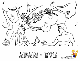 Christian Coloring Pages For Kids With Abraham With Glorious Jesus