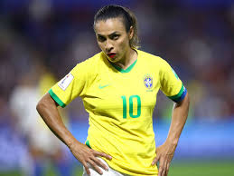 Mia Hamm Tells 90min Why Marta Was Right in Plea to Young Girls to ...