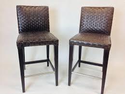 woven leather bar stools stool australia