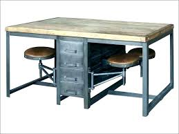 industrial home furniture. Industrial Home Office Desk Rustic Furniture Computer Living .