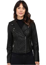 levi s faux leather quilted asymmetrical motorcycle jacket