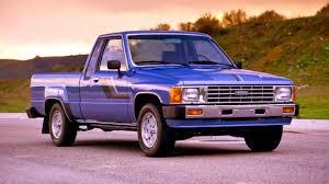 Toyota Truck Xtracab 2WD '1984–86 - YouTube