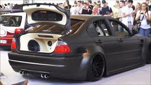 Coupe Series bmw 2000 3 series : BMW 3 series tuned - YouTube