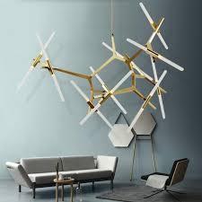 designer lighting. Ténéré Tree Contemporary Designer Ceiling Pendant Light Lighting T