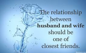Husband Wife Quotes Stunning The Relationship Husband And Wife Best Friendship Quotes BoomSumo