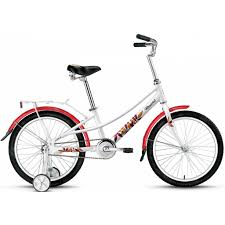 "<b>Велосипед</b> 18"" <b>Forward Azure</b> 18-19 г Белый/RBKW9LNH1008 ..."