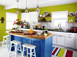 Small Kitchen Painting Amazing Of Cool Kitchen Colors With Off White Cabinets Ki 1172