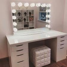bedroom vanity diy vanity mirror