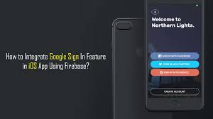 Sign In App How To Integrate Google Sign In Feature In Ios App