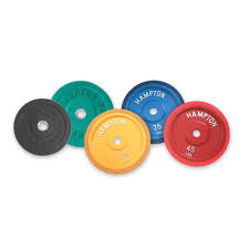 olympic rubber coated per plates