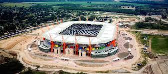 Mbombela Stadium Mpumalanga Black Aces Football Tripper