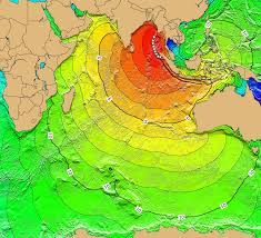 sumatra earthquake and tsunami ncei select image for a larger view