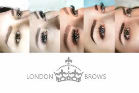 if all goes well you can expect beautiful semi permanent eyebrows that will last for about 1 2 years before needing a touch up