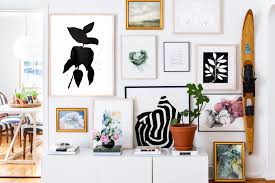 Wall Design Photos Gallery How To Nail A Gallery Wall In Your Own Home