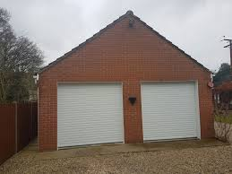 executive roller garage doors