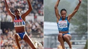 Il lungo salto tra Fiona May e Larissa Iapichino, passato e futuro  dell'atletica italiana