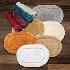 superior non slip bath rug 2 pack ultra plush soft and absorbent 100