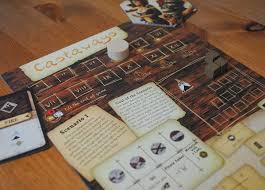 Board Game Wooden Cubes Robinson Crusoe Event Deck ☀ Million Dollar Mechanics 38