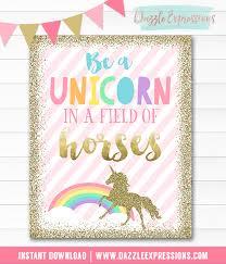 idl02 unicorn wall art instant