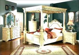 King Size Canopy Bed Frame Canopy Bed Frames King Canopy King Bed ...
