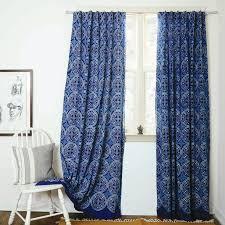 Nautical Bedroom Curtains Blue Curtains Navy Window Bohemian Nautical Home Decor
