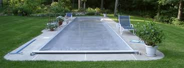retractable pool cover. Safe And Secure Retractable Pool Cover