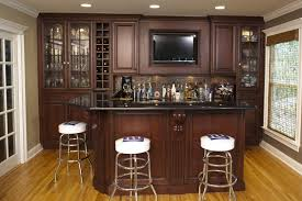 Kitchen Installing Wet Bar Cabinets In Any Room Can Add - Home liquor bar designs