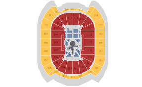 Air Canada Centre Toronto Seating Chart