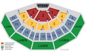 Marcus Amphitheater Seating Chart With Rows And Seat Numbers Milwaukee Wi Usa Rolling Stones 2015 Show And Travel Info