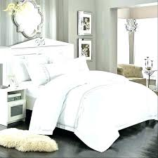 hotel collection comforter set white bedding sets whole 4 6 king macys