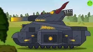 Chiến dịch khải huyền - Phim hoạt hình về xe tăng [Gerand VN] - YouTube