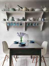 eames chairs kitchen diningdining areainformal