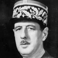 Charles de Gaulle - Military Leader, President (non-U.S. ...