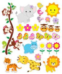 Animali kit giungla