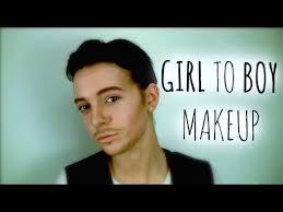 natashakudashkina how to make a woman look like a man makeup