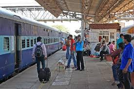 Indian Railway Reservation Chart Rail Passengers Can Now View Reservation Chart Vacant
