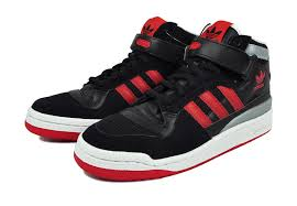 adidas shoes high tops red and black. cheap adidas lovers high top black red shoes sale tops and i