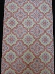 Pink Purple Geometric Vintage Wallpaper Funkywalls Dé Webshop