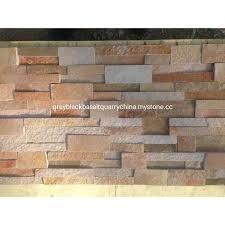 stone veneer wall cladding ledgestone stacked stone decorative wall tile slate