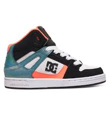 dc shoes high tops red and black. dc shoes boy\u0027s 8-16 rebound se high-top colored black/multi/white,dc for kids,exclusive dc high tops red and black