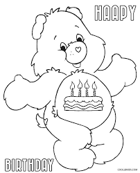 Small Picture Awesome Care Bears Printable Coloring Pages Coloring Page Zone